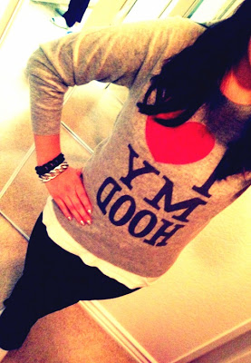 i heart my hood…