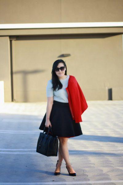 OOTD: Full Skirt