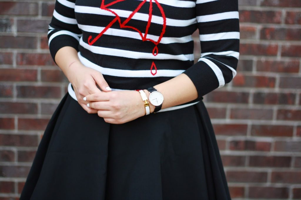 simplyxclassic, blogger, orange county, daniel wellington, watch, forever21, jcrew, nordstrom, style, ootd, stripes