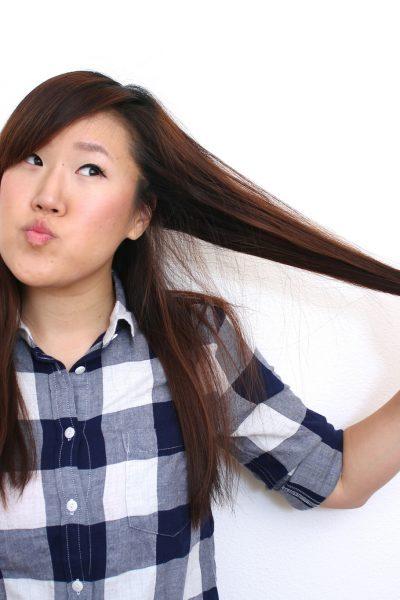 BEAUTY: How I curl My Hair using Shu Uemura & Beachwaver S1