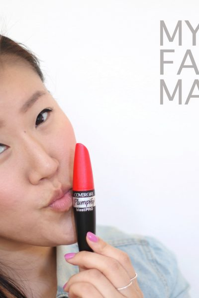 BEAUTY: Glamming Up with COVERGIRL!