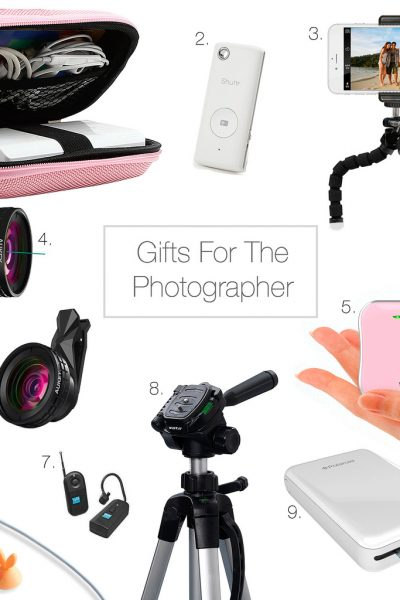 For The Photographer