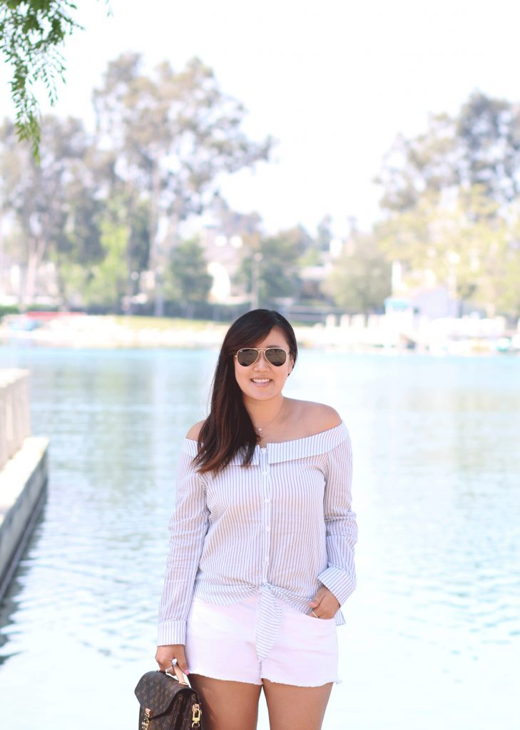 simplyxclassic, spring outfits, orange county, california, fashion blogger