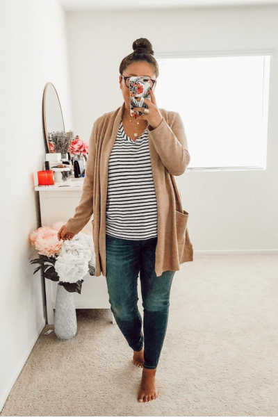 Maternity Bump Style // What I've Been Wearing Lately