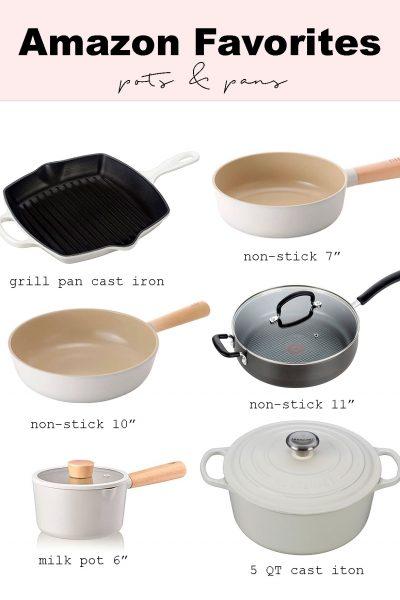 Amazon Favorites – Kitchen Cookware & Utensils