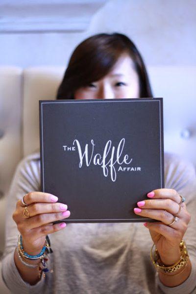 FOOD: the waffle affair…