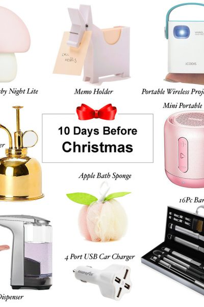 Gift Guide For Everyone!