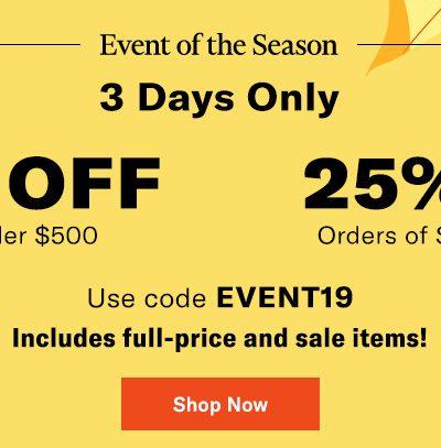 Shopbop Sale For Spring 2019
