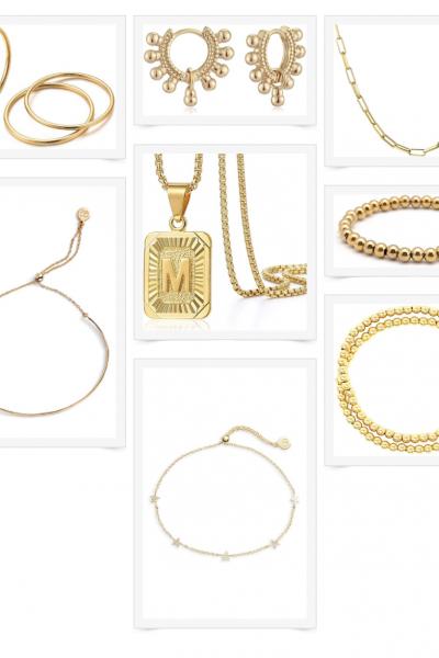 My Everyday Jewelry Pieces