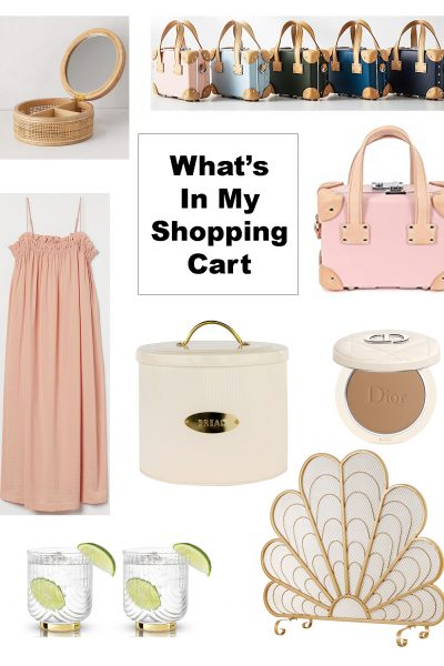 What's In My Shopping Cart